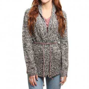ONEILL SPARKLE CARDIGAN Black Out