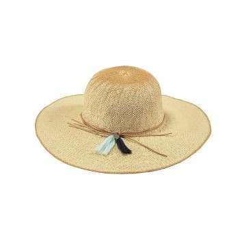 Barts Alecan Straw Hat Natural