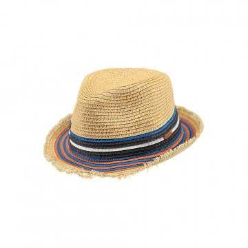 Barts Kids Hare Straw Hat Natural