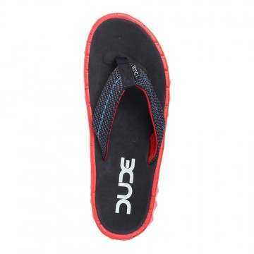 Hey Dude Sava Sox Sandals Blue Red