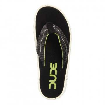 Hey Dude Sava Sox Sandals Black
