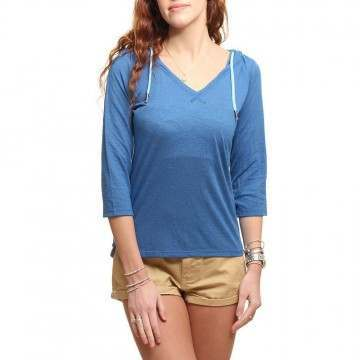 ONEILL MARLY L/S TOP Palace Blue