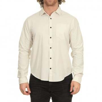 Patagonia Organic Cotton Shirt Cement Grey