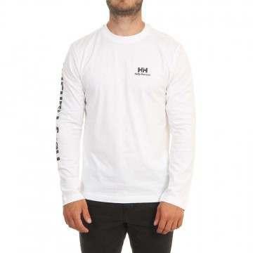 Helly Hansen YU20 Long Sleeve Top White