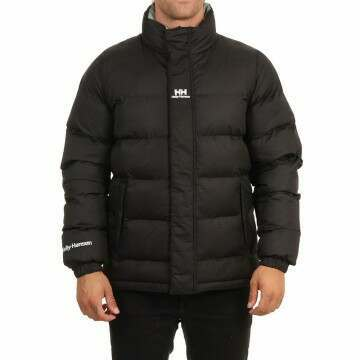 Helly Hansen YU Reversible Puffer Jacket Black