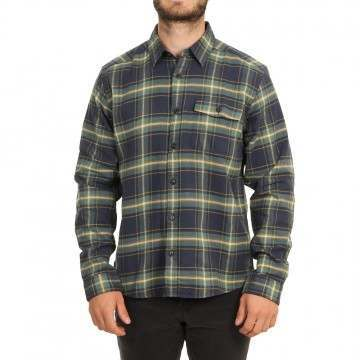 Patagonia LW Fjord Flannel Shirt New Navy
