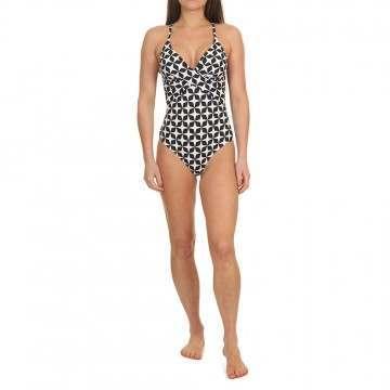 Barts Lola Shaping Swimsuit Black