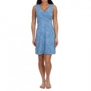 Patagonia Porch Song Dress Port Blue