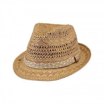 Barts Bobizi Straw Hat Natural