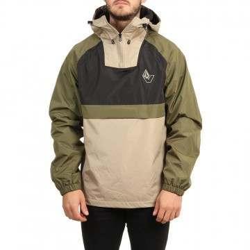 Volcom Kane Jacket Military
