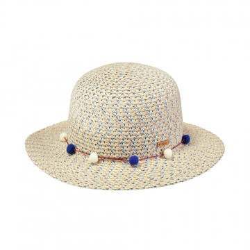 Barts Kids Curiliba Straw Hat Blue