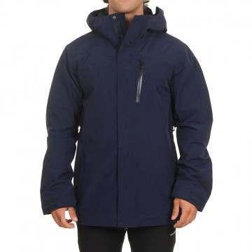 Volcom L Gore Tex Snow Jacket Navy