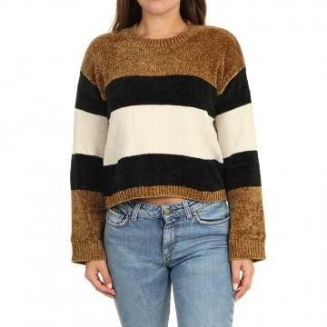 Volcom Bubble Tea Sweater Vintage Gold
