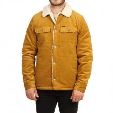 Volcom Keaton Jacket Golden Brown