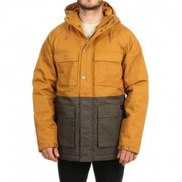 Volcom Renton Winter Jacket Golden Brown