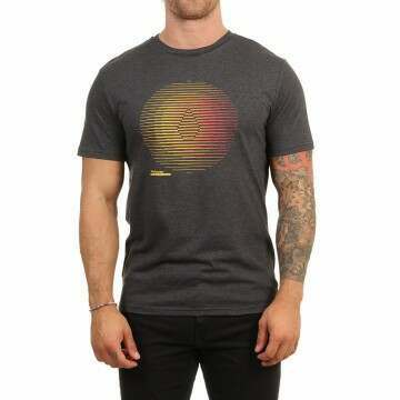 Volcom Trepid HTH Tee Heather Black