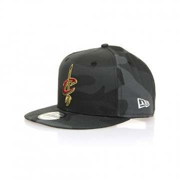 New Era Cleveland Cavaliers 9Fifty Cap Camo
