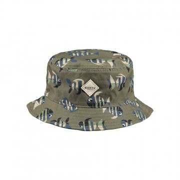 Barts Kids Antigua Bucket Hat Army