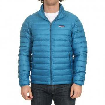 Patagonia Down Sweater Jacket Balkan Blue