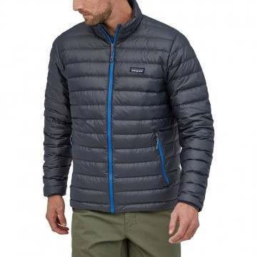 Patagonia Down Sweater Jacket Smoulder Blue