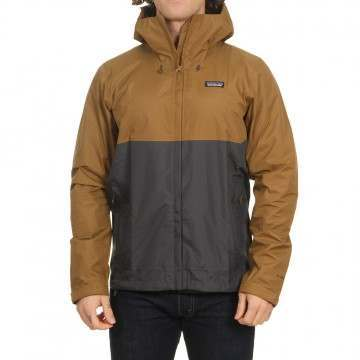 Patagonia Torrentshell 3L Jacket Coriander Brown