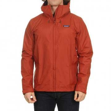 Patagonia Torrentshell 3L Jacket Roots Red