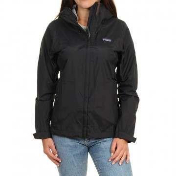Patagonia Womens Torrentshell 3L Jacket Black
