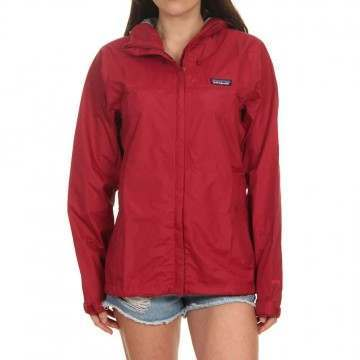Patagonia W's Torrentshell 3L Jacket Roamer Red