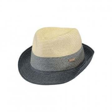 Barts Patrol Straw Hat Blue