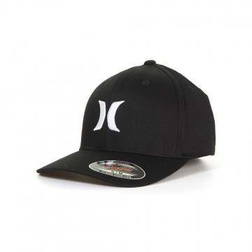 Hurley One & Only Cap Black/White