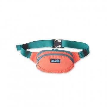 Kavu Spectator Belt Bag Orange Pop