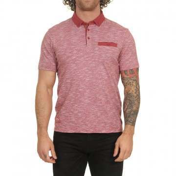 Oxbow Nercha Polo Shirt Mineral Red