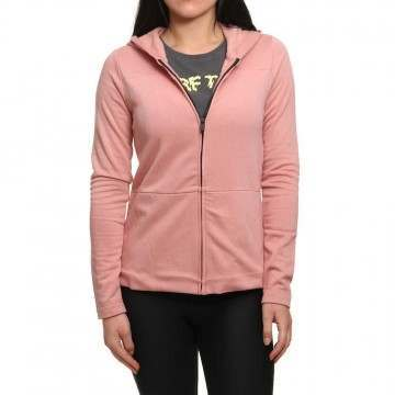 Hurley One & Only Z/Hoody Rust Pink