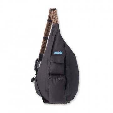 Kavu Rope Sling Backpack Jet Black