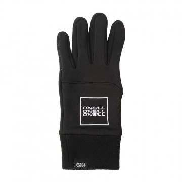 Oneill Everyday Softshell Gloves Black Out
