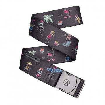 Arcade Belts The Ranger Belt Black/Beach Bod