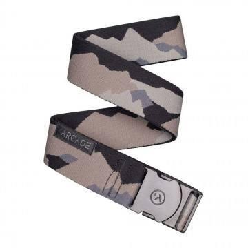 Arcade Belts The Ranger Belt Grey/Peaks Camo