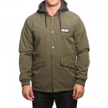 Volcom Highstone Jacket Military