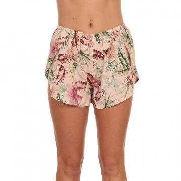 Amuse Society Aventura Shorts Light Pink