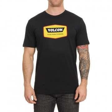 Volcom Cresticle Tee Black