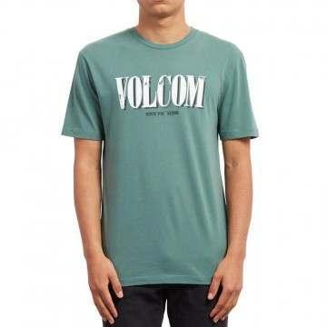 Volcom Lifer DD Tee Pine