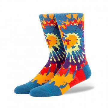Stance Psych Rainbow Socks Multi
