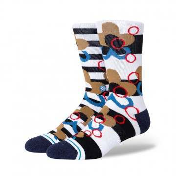Stance Meui Socks White
