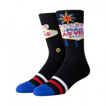 Stance Glitter Gultch Socks Black