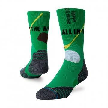 Stance Happy Hips Socks Green