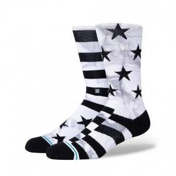 Stance Hewes Socks White