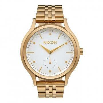 Nixon The Sala Watch Gold/White