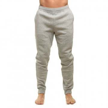Hurley Surf Check Joggers Dark Grey Heather