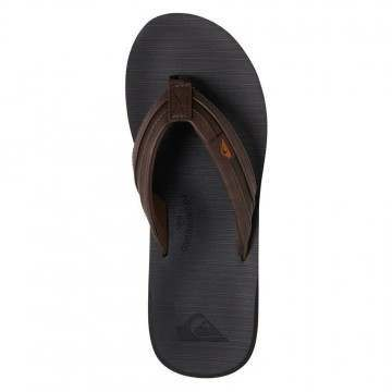 Quiksilver Carver Squish Sandals Brown/Black