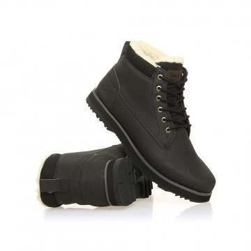 Quiksilver Mission V Boots Solid Black